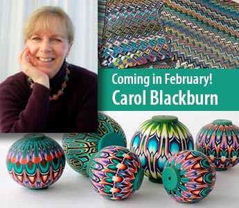 classes with Carol Blackburn